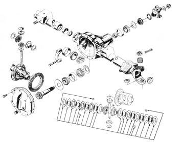 Rockwell Differential Parts Diagram together with Replace drive belt on craftsman riding mower likewise Buck 3 Speed Thermostat Vs Rheostat Need Help additionally Power King Tractor Engine in addition 10721 Rf 110 Project Need A Little Help. on power king wiring diagram
